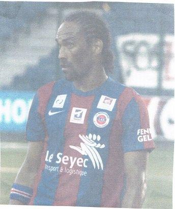 Clement Tainmont 2012/2013 (porté contre Lens le 14/09/2012)