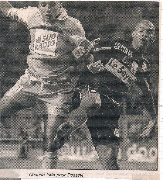 Sébastien Roudet, 2002/2003