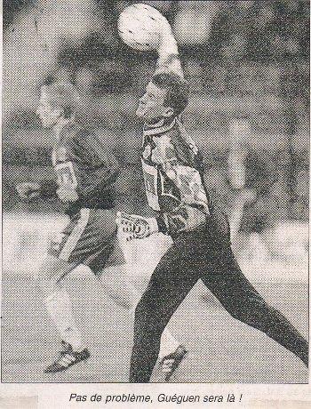 Frederic Gueguen, 1998/1999