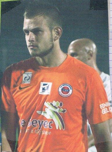 Jonathan Millieras, 2012/2013