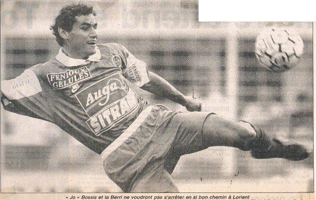 David Le Frapper 1995/1996