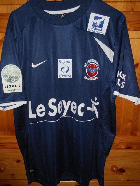 Elie Dohin 2010/2011 (porté à Ajaccio le 01/04/2011)