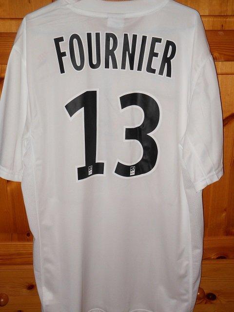 Rémi Fournier, 2013/2014 (porté à Laval le 13/12/2013)