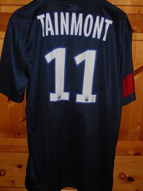 Clement Tainmont 2013/2014 (porté à Nimes le 25/10/2013)