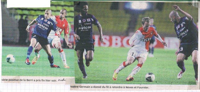 Akim Orinel, 2011/2012, porté à Monaco le 23/03/2012