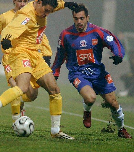 Razak Boukari, coupe de France 2005/2006