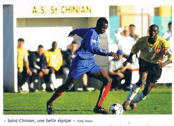 coupe de France 2003/2004, 8ème tour à Saint Chinian le 13/12/2003