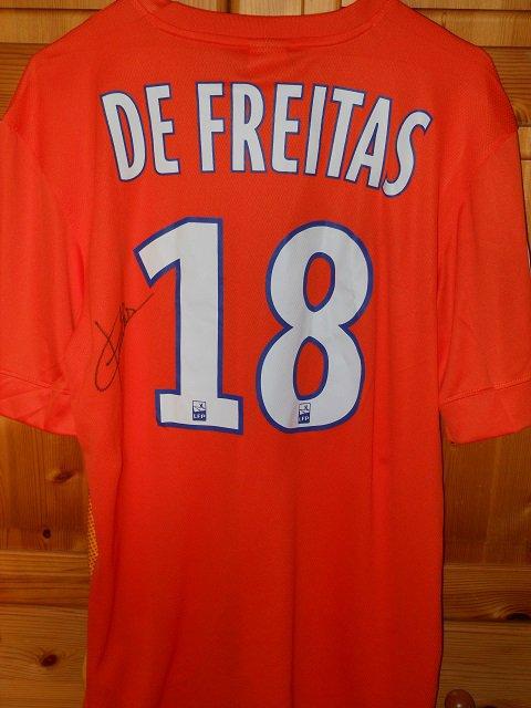 David De Freitas, 2013/2014