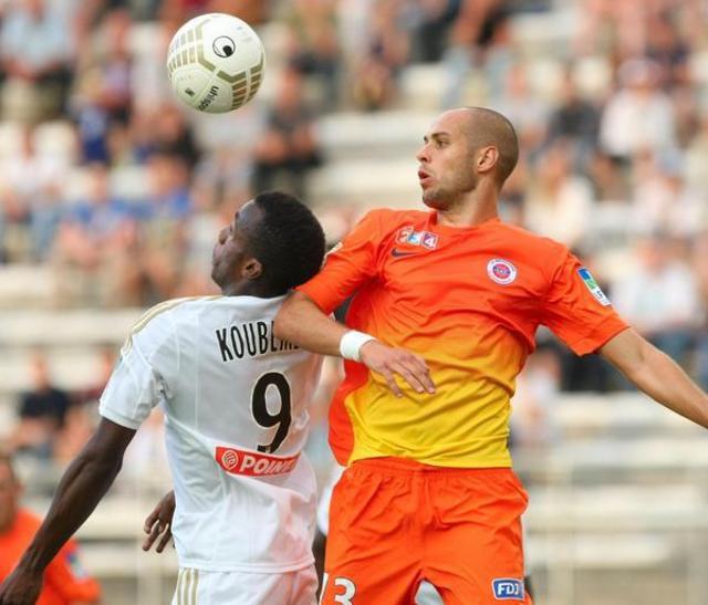 Rémi Fournier, coupe de la ligue 2013/2014 (porté à Amiens le 06/08/2013, 1er tour)