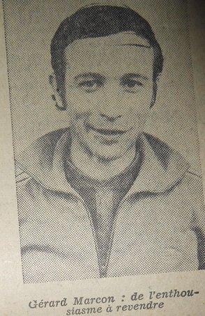 Hervé Jean, survêtement 1973/1974