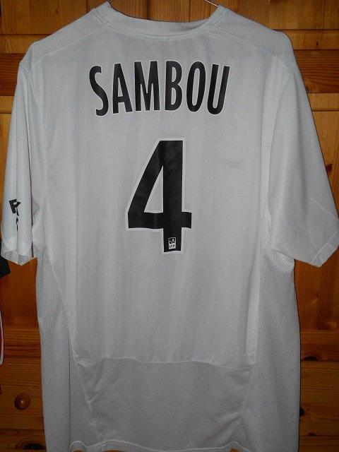 Massamba Lô Sambou 2012/2013