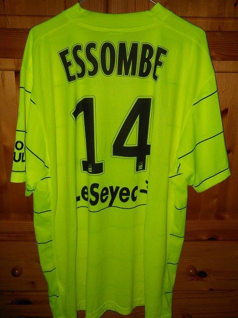 Marcel Essombé, 2011/2012