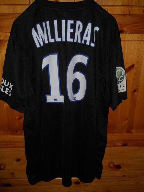 Jonathan Millieras 2012/2013