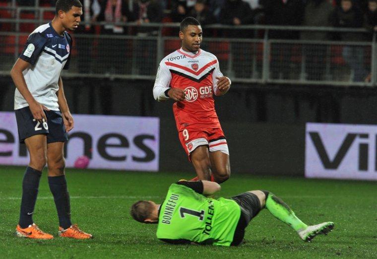 Landry Bonnefoi, 2014/2015, porté à Valenciennes le 12/12/2014