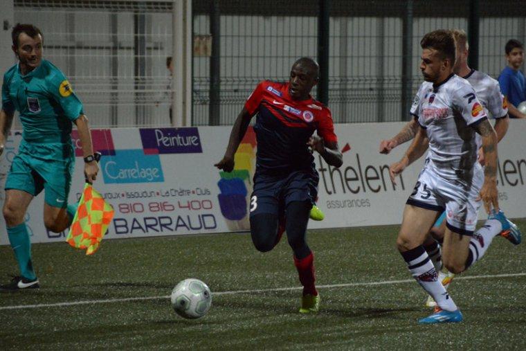 Hassane Kamara 2014/2015