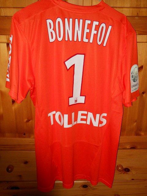 Landry Bonnefoi, 2014/2015, porté à Tours le 03/04/2015