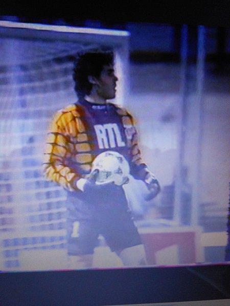 Franck Zingaro coupe de France 1994/1995