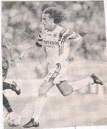 Nicolas Weber 1997/1998 (modèle porté uniquement lors des 2 premiers matchs de championnat à Paris et Monaco)
