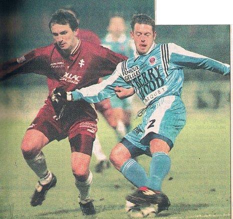 Ferdinand Coly, 1997/1998
