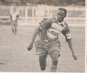 Jason Mayélé 1993/1994