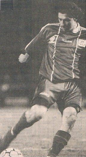 Philippe Avenet, coupe de la ligue 1994/1995, porté contre Bordeaux, 16ème de finale, le 03/01/1995