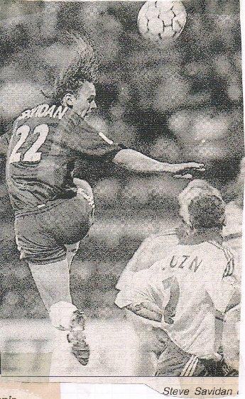 Steve Savidan, 1999/2000