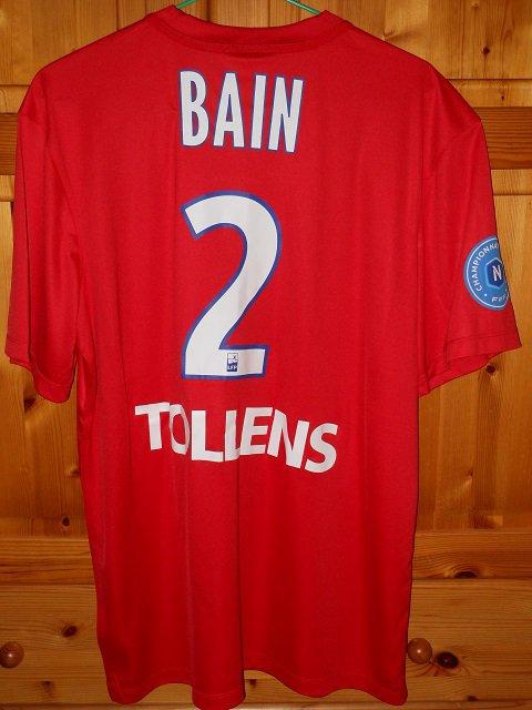 Denys Bain, 2015/2016