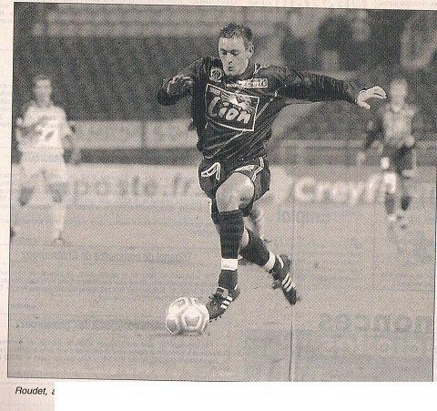 Armindo Ferreira, coupe de la ligue 2001/2002 (porté contre Martigues, 01/12/2001, 16ème de finale)