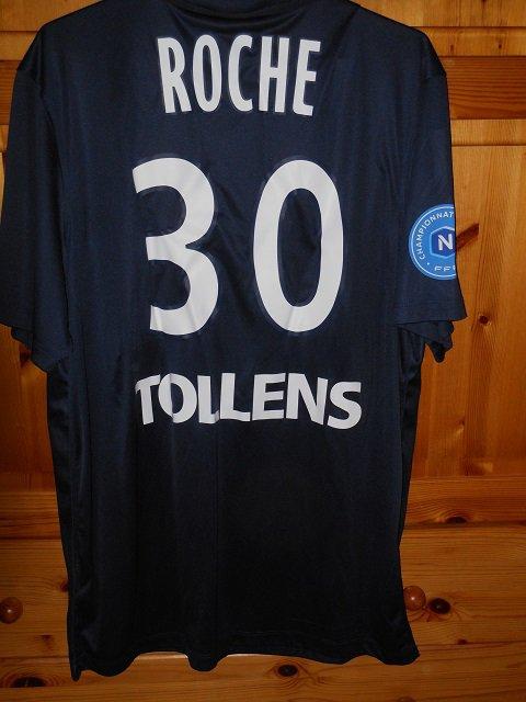 Rodolphe Roche, 2015/2016, porté à Orléans le 27/11/2015