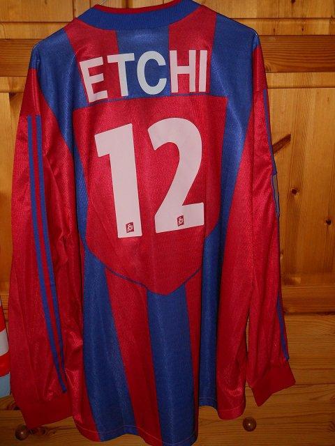 Ernest Etchi, 1999/2000
