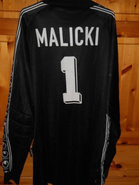 Grégory Malicki, 2000/2001