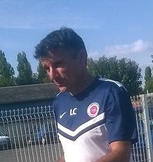 Laurent Cadu, directeur du centre de formation, 2015/2016