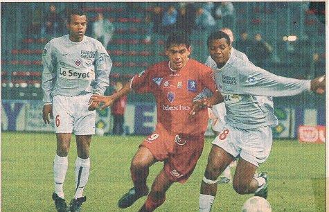 Patricio D'Amico, 2003/2004