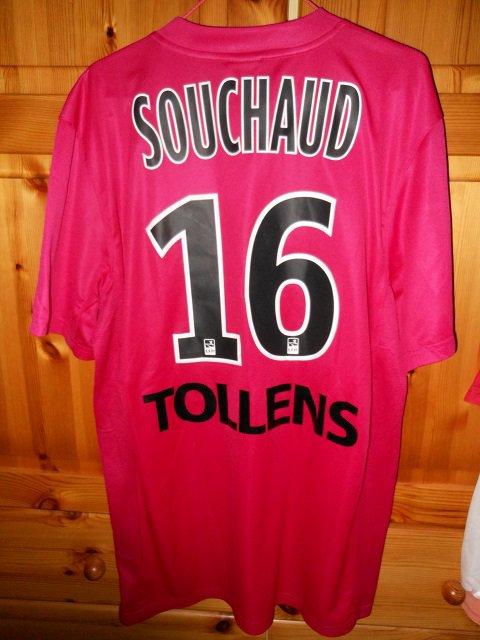 Louis Souchaud, 2014/2015