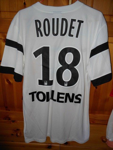 Sébastien Roudet, 2014/2015