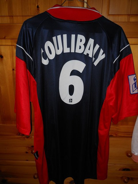 David Coulibaly, 2000/2001
