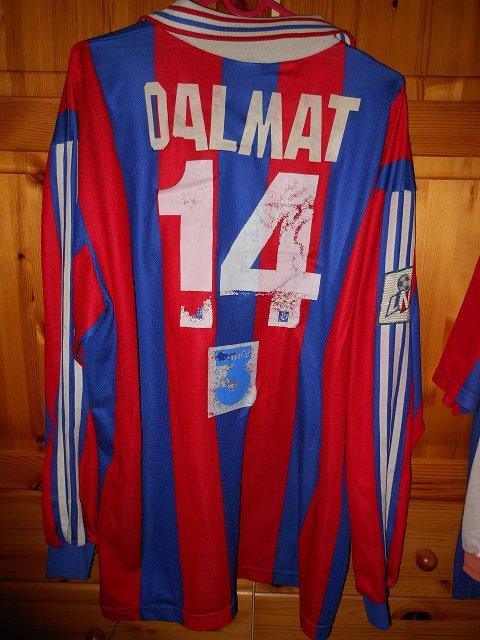 Stéphane Dalmat, coupe de la ligue 1997/1998