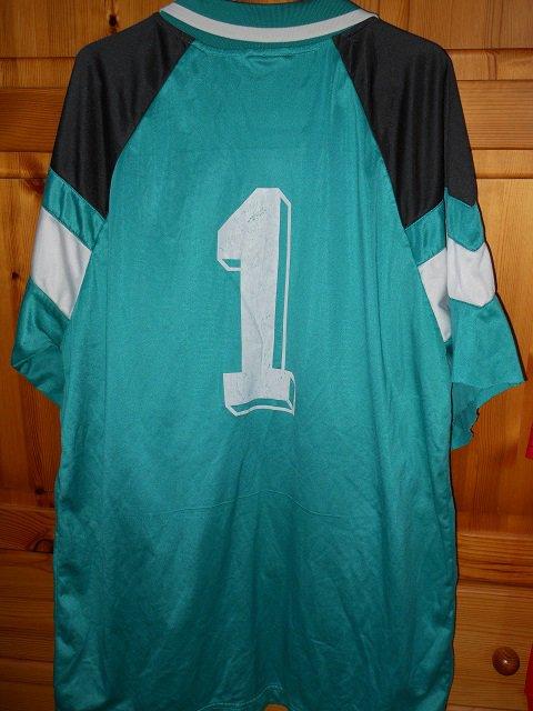 Rodolphe Roche, porté lors des matchs amicaux, 2002/2003