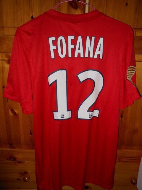 Nama Fofana, coupe de la ligue 2017/2018, porté contre Clermont le 08/08/2017, 1er tour