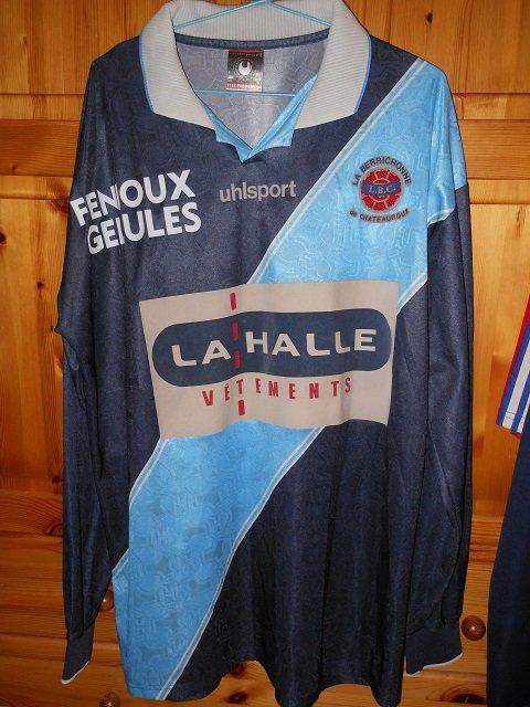 Patrice Grillon, 2000/2001