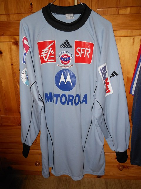 Rodolphe Roche, coupe de France 2003/2004