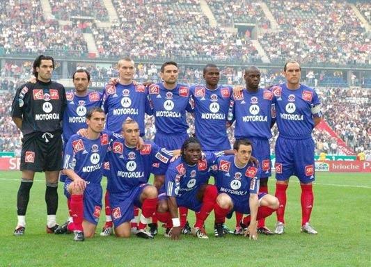 coupe de France 2003/2004