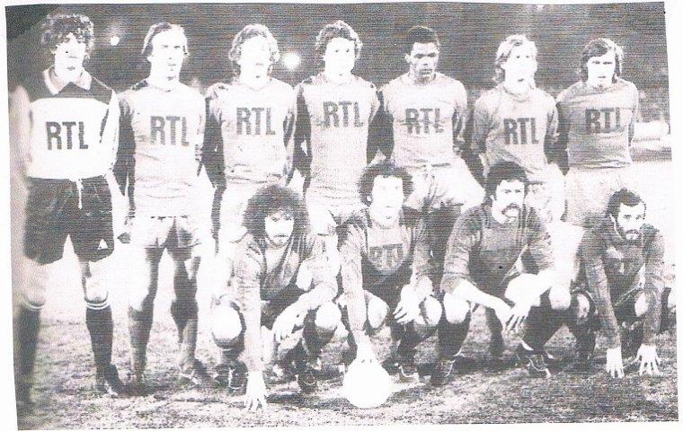 Zbigniew Kwasniewski, coupe de France 1980/1981