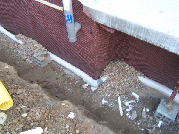 Blog de construction maison 57 page 4 pavillon demi - Drainage autour d une maison ...
