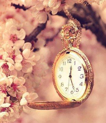 L'horloge tourne ...
