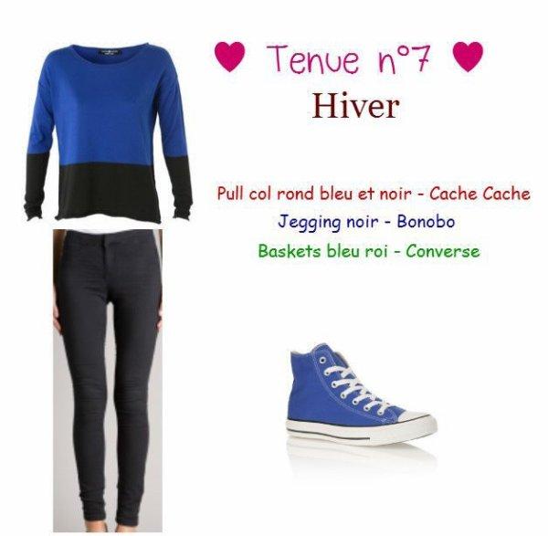 ♥ Tenue n°7 : Hiver... ♥