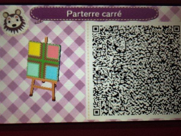 QR code carré