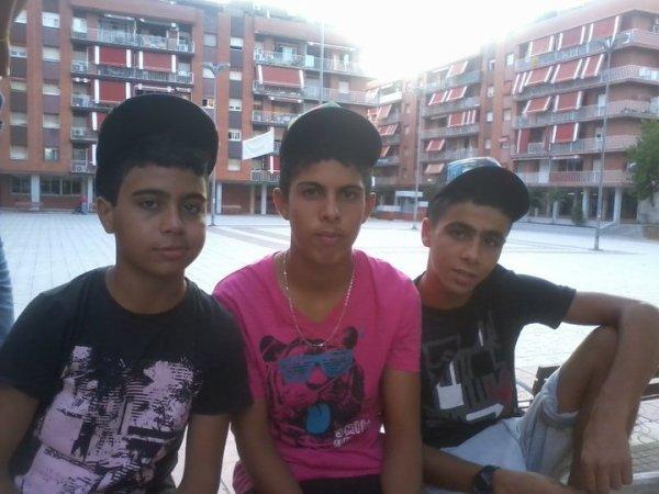 yo y mis amigos