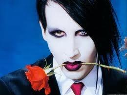 Malcom alias Marilyn Manson.