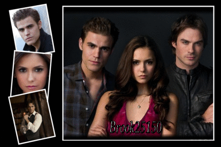 The Vampire Diaries C'est Trop Bien !!!!!
